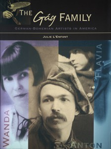 Books: The Gag Family, German Bohemian Artists in America, by Julie L'Enfant