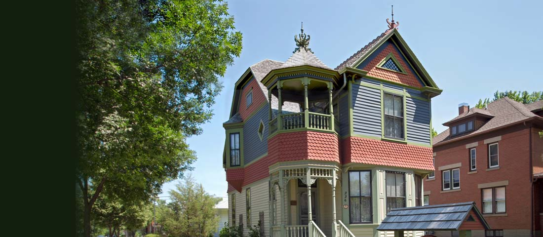 Wanda Gag House in New Ulm, MN