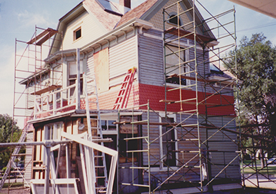 Wanda Gag House Restoration